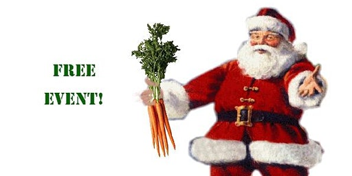 Vegan Christmas Party