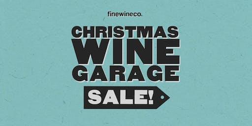 finewineco. Wine Garage Sale