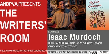 The Writers' Room Featuring Isaac Murdoch tickets