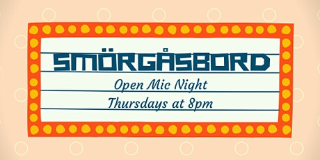 All Arts Open Mic in Jacksonville! (Thursdays @ 8pm) tickets