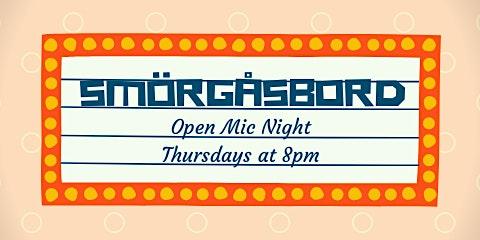 All Arts Open Mic in Jacksonville! (Thursdays @ 8pm)