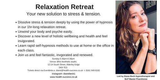 Relaxation Retreat - Hypnosis Power Hour