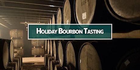 2019 Holiday Bourbon Tasting - Monday tickets