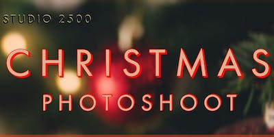 Studio 2500 Christmas Photoshoot