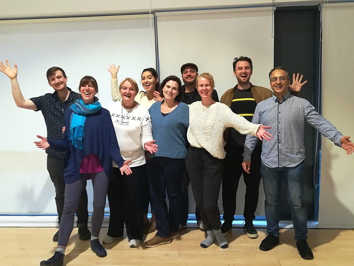 Release Your Voice Workshop in Singing Technique and Performance image