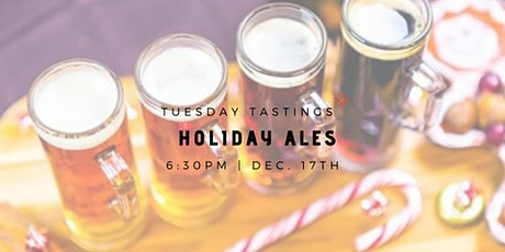 Holiday Ales tickets