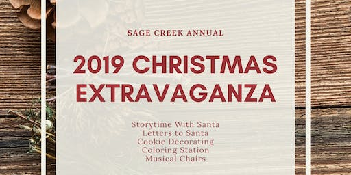 Sage Creek Christmas Extravaganza