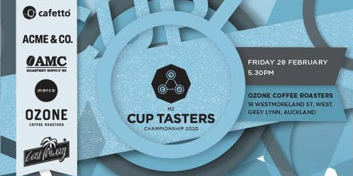 New Zealand Cup Tasters Championship 2020