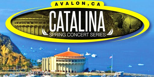 Catalina Spring Concert Series featuring Journey & Eagles Tribute Bands