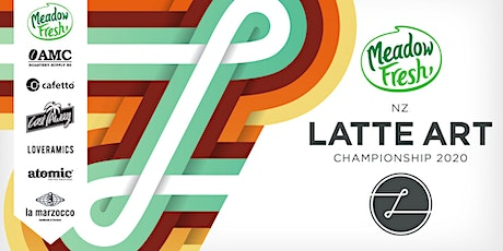 Meadow Fresh NZ Latte Art Championship 2020 tickets