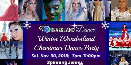 Forever land's Winter Wonderland Dance Party