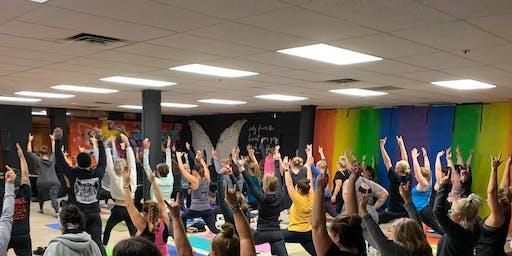 Rage Yoga: Let's Rage!!!!