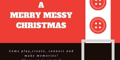 A Merry Messy Christmas (18 month to 8 year olds) tickets