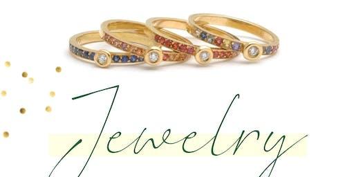 Jewelry Designer Trunk Show Sandra Dixon