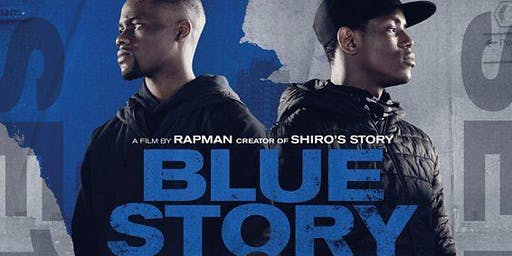 TNB LONDON | EXCLUSIVE PREVIEW OF BLUE STORY + Q&A WITH DIRECTOR RAPMAN