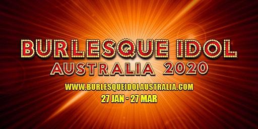 Sydney ~ Burlesque Idol  2020