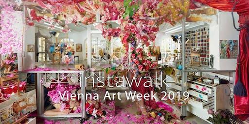 instawalk - Vienna Art Week 2019