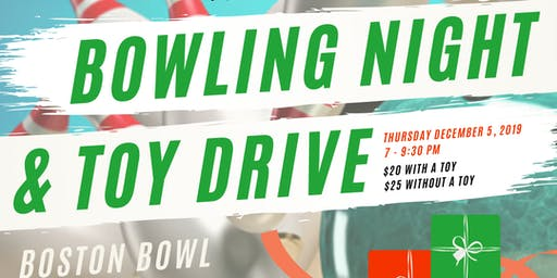 NPHC Winter Bowling and Toy Drive