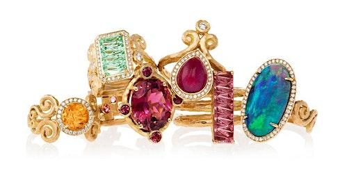 Pamela Froman Fine Jewelry Trunk Show