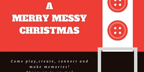 A Merry Messy Christmas (Babies 6-18 month) tickets