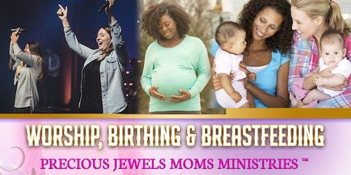 Sunday Morning Mother Baby Worship, Birthing, Breastfeeding, BrunchDecember
