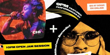 The Session at Black Market tickets