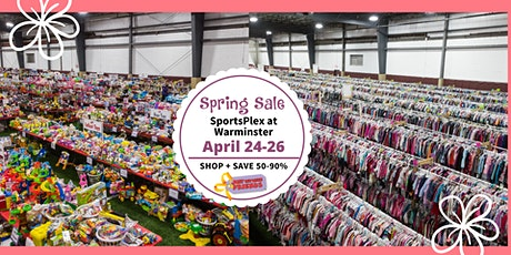JBF Lower Bucks, Spring 2020:  Public Sale (FREE) tickets
