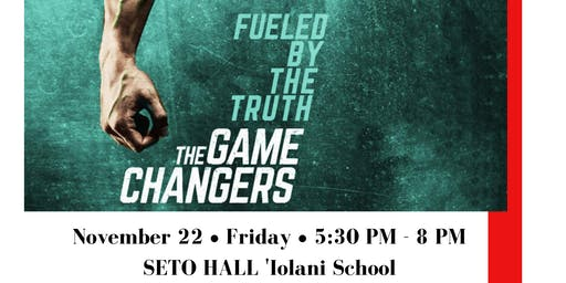Game Changers Screening + Q&A