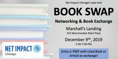 Year-End Book Swap: Networking and Book Exchange tickets