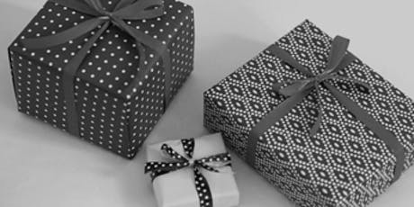 Tsutsumi (gift wrapping) tickets