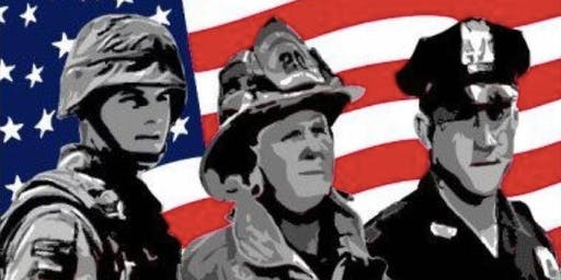 Tampa Bay's 3rd Annual Military and First Responder Prayer Brunch - Walking with Warriors