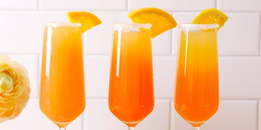 Free Mimosa with Brunch this Saturday and Sunday at Redwood Luxe