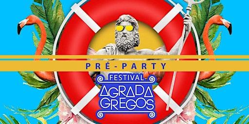 Agrada Gregos - carnaval na beira da piscina!