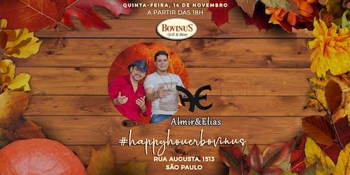 Happy Hour com Almir e Elias