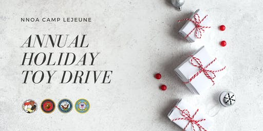 NNOA Camp Lejeune Annual Holiday Toy Drive
