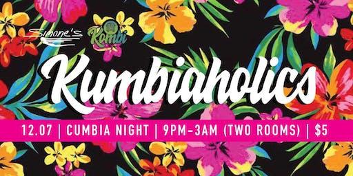 Kumbiaholics - Cumbia Night at Simone's