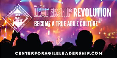 Becoming A True Agile Culture(TM), Nov 18, SLC