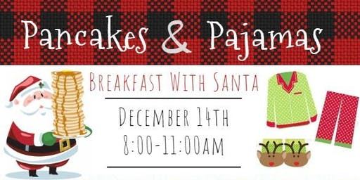 Breakfast with Santa at Little Miami High School