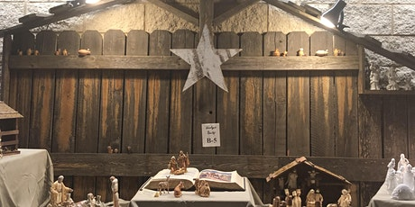 22nd Annual Nativity Set Display tickets