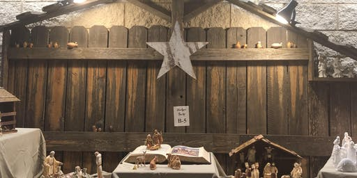 22nd Annual Nativity Set Display