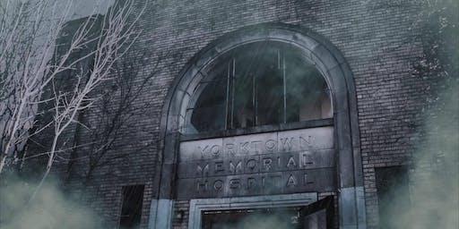 Abandoned Yorktown Hospital Overnight Ghost Hunt TX - Fri Nov 29