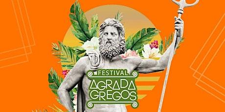 Festival Agrada Gregos 2020 - O MAIOR Pré-Carnaval de SP! ingressos