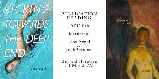 Publication Reading for Josh Grapes and Lisa Segal (hosted by Jack Grapes)