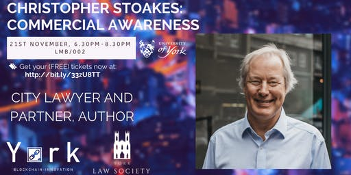 Christopher Stoakes: Commercial  Awareness