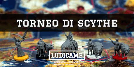 Torneo Scythe - Ludicamp Seconda Edizione biglietti