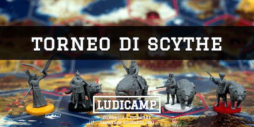 Torneo Scythe - Ludicamp Seconda Edizione