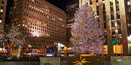 Holiday Lights & Sights/Midtown Private Group History Tour For New Yorkers tickets
