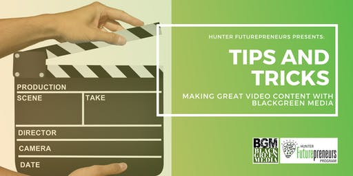Make Great Video Content Today