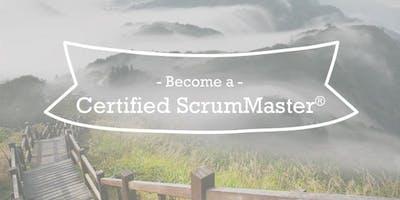 Certified ScrumMaster (CSM) Course, El Segundo, CA, Jan 20-21, 2020