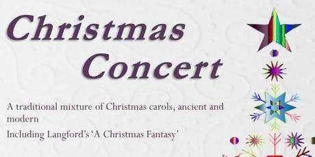 Christmas Concert tickets